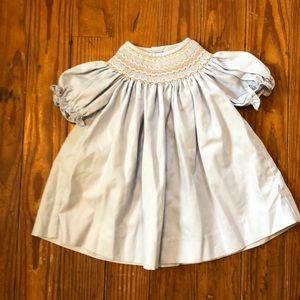 Smocked dress SZ 6 months
